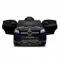 Auto Macchina Elettrica per Bambini 12V Mercedes GLC Coupè con telecomando nera