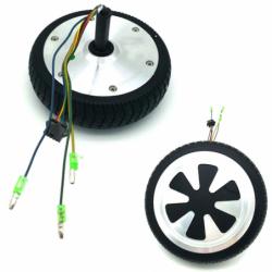 Ruota con Motore integrato per Hoverboard 6.5 potenza 250W