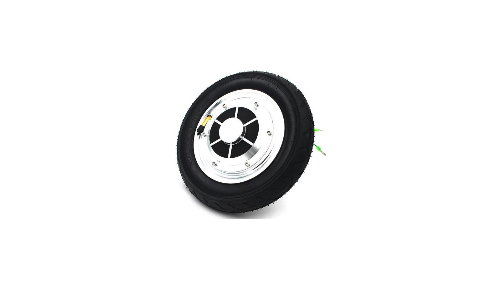 Ruota con Motore integrato per Hoverboard 10 pollici potenza 350W
