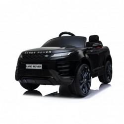 Auto Macchina Elettrica Range Rover Evoque 12V per Bambini porte apribili Con telecomando Full accessori (NERO)