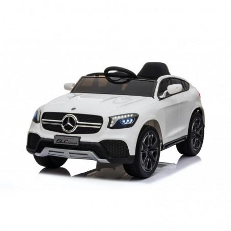 Auto Macchina Elettrica per Bambini 12V Mercedes GLC Coupè con telecomando