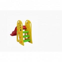 Scivolo Per bambini Esterni Interno Giardino H108 X L168 X L85 Colorato Alta Resistenza Eco-Friendly
