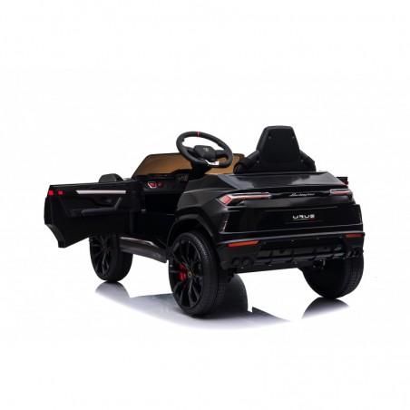 Auto Macchina Elettrica per Bambini 12V Lamborghini URUS con Telecomando Porte apribili Led e suoni Mp3