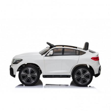 Auto Macchina Elettrica per Bambini 12V Mercedes GLC Coupè Concept con telecomando